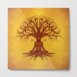 Kalpavriksha - Wishing tree Metal Print
