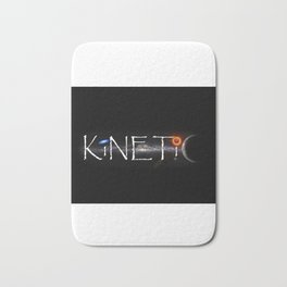 Kinetic Logo Bath Mat