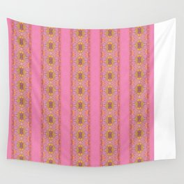 Silicon-based life form - 3BB pink Wall Tapestry