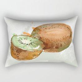Plant-Based Kitchen Kiwi Rectangular Pillow