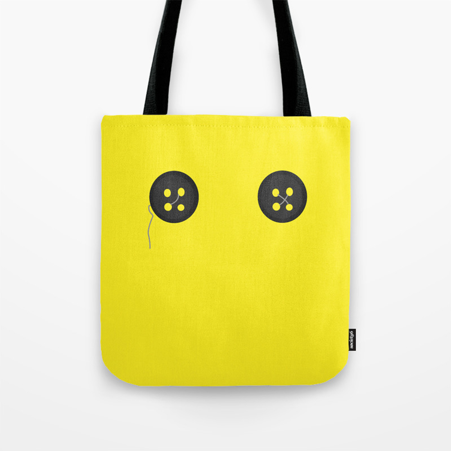 Coraline Tote Bag By Lalainelim Society6