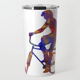 Cyclist Travel Mug