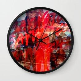 BAYXWATCH Wall Clock