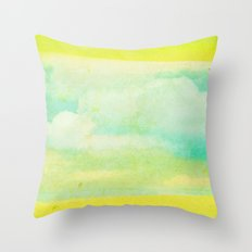 LOMO No. 14 Throw Pillow