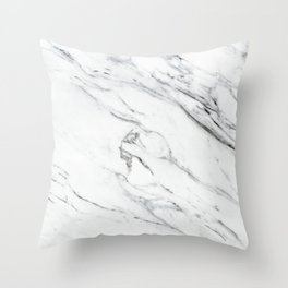 Marble Art #2 Throw Pillow