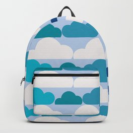 Simply Clouds Backpack