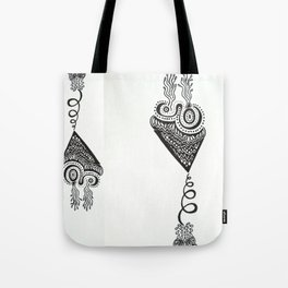Doodle #7 Tote Bag