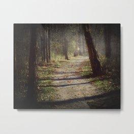 Wicked Woods Metal Print