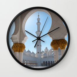 The Mosque Wall Clock