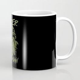Bad Old Man Gentlemen Dad & Grandpa Motif Coffee Mug