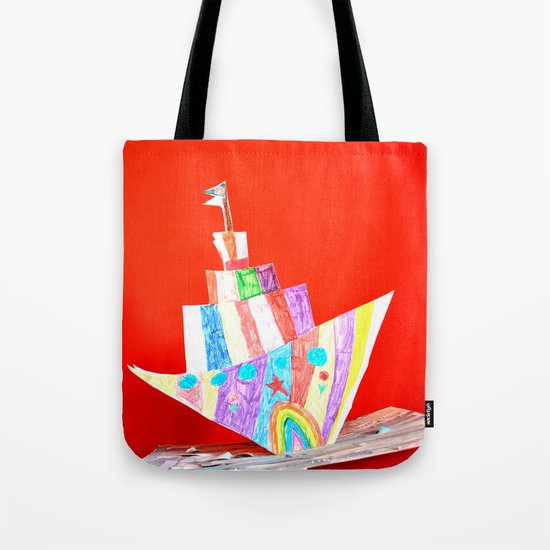 iMAGiNARY JOURNEY Tote Bag