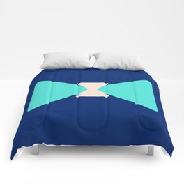 abstract fashion Comforters