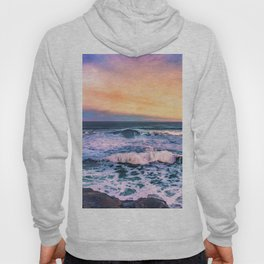 Sunset of the Bay of Biscay Hoody