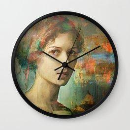 While waiting for Casanova Wall Clock