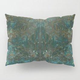 Rorschach Patina #1 Pillow Sham