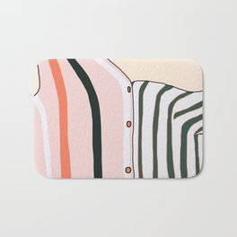 Unbutton Bath Mat