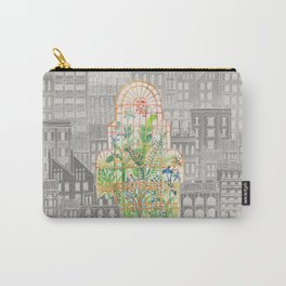 Eva City Glasshouse Carry-All Pouch