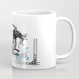 Bonsai Dragon Coffee Mug