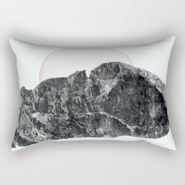 Longs Spiro Rectangular Pillow