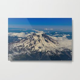 Pacific Northwest Aerial View - II Metal Print