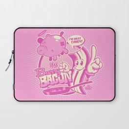 MEET BARRY BACON! Laptop Sleeve