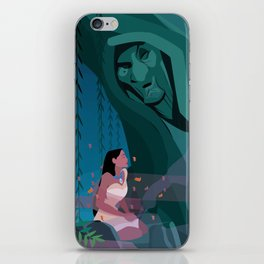 Pocahontas Spirit iPhone Skin
