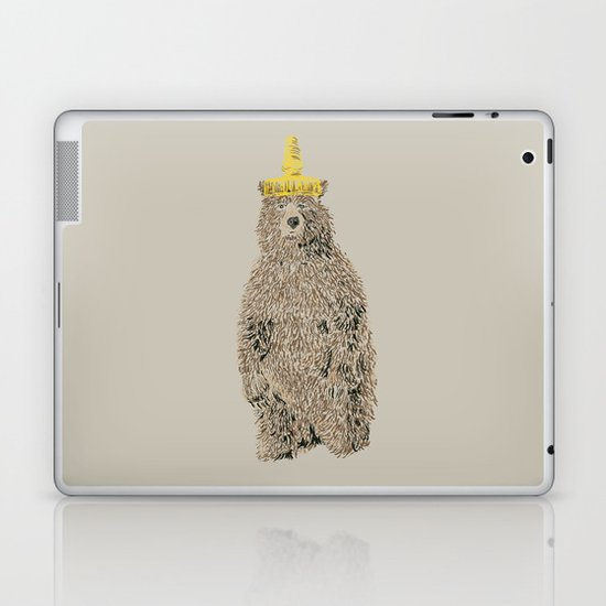 Honey Bear Laptop & iPad Skin