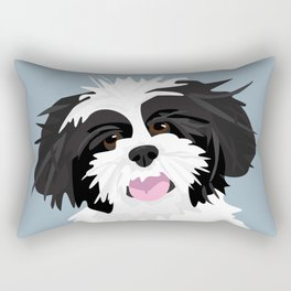 Bender Rectangular Pillow