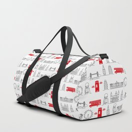 London Calling Duffle Bag