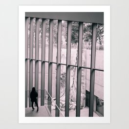 21_21 Design Sight Art Print