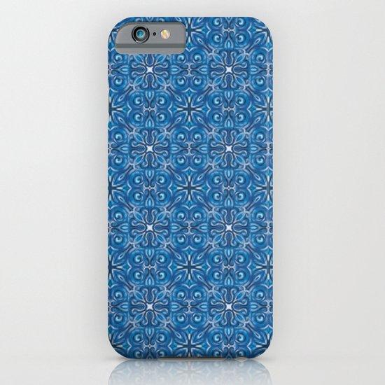 Swirls Pattern iPhone & iPod Case