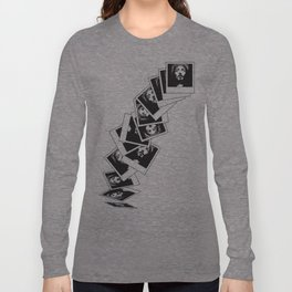 Polaroid Jesus Long Sleeve T-shirt