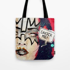 Kiss/Ace Frehley/Space Ace/Shock Me Tote Bag