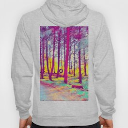 Let's Take Our Hearts For A Walk In The Woods and Listen to the Magic Whispers of Old Trees... Hoody