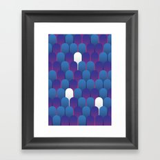 Abstract 16 Framed Art Print