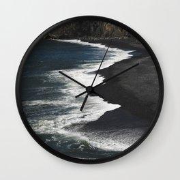 untamed Wall Clock