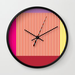 Woke Up New Wall Clock