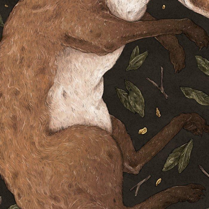 Foxes Leggings