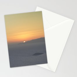 Middle mist Stationery Cards