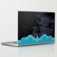 rocket Laptop & iPad Skins featuring Rocket by Talip Memis