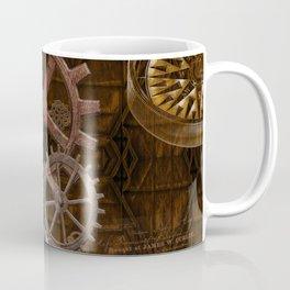 Comforts of Steampunk Coffee Mug