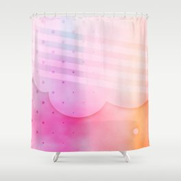 .CandyClouds. Shower Curtain