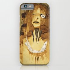 she was here iPhone 6s Slim Case