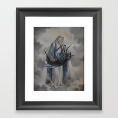 All Creatures Great and Small Framed Art Print