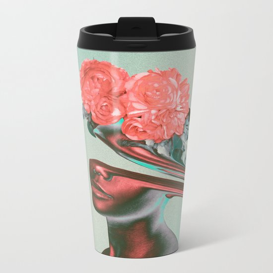 Lati Metal Travel Mug