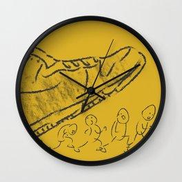 Giant shoe Wall Clock