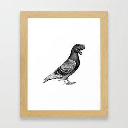 P-Rex Framed Art Print