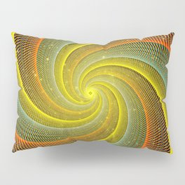 Portal with a Golden Hue Pillow Sham