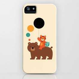 My Little Explorer iPhone Case