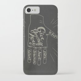 Give Yourself Away - Hand drawn iPhone Case